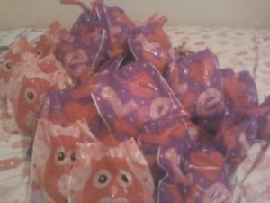 36 bags so far!